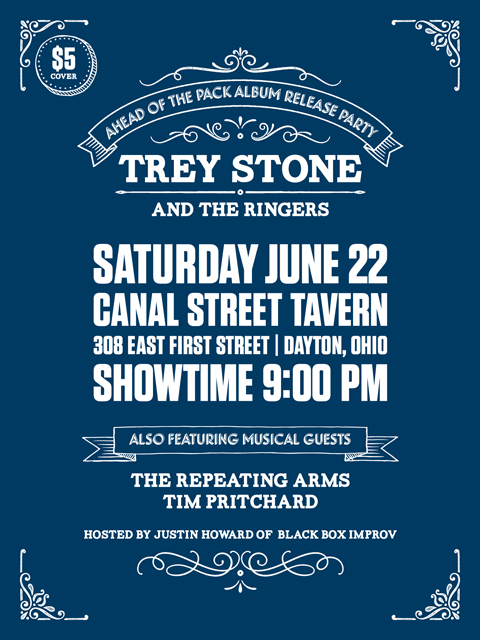 Trey Stone Poster