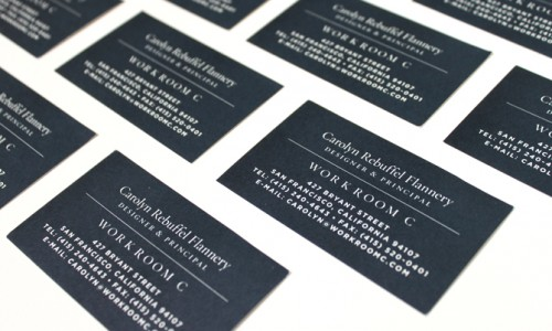 WorkRoomC Business Cards